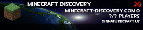 Minecraft Discovery [1.4.4]