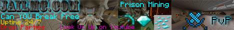 JailMC ~ A Minecraft Prison!