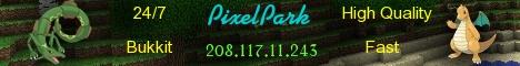 PixelPark Pixelmon Server