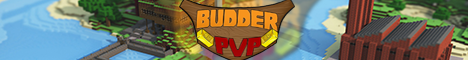 BudderPvP - PVP FACTIONS AND RAIDS