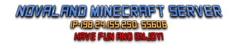 Novaland Minecraft Server