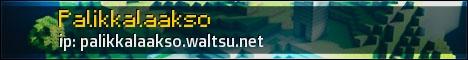 Palikkalaakso 1.7.4 Suomalainen Minecraft Serveri