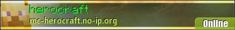 herocraft bukkit factions pvp survival online staff