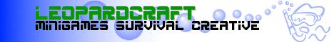 Leopard Games- LeopardCraft Game Server