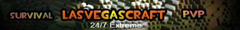 LasVegasCraft | Factions - Survival !