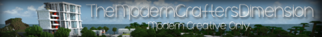 The Modern Crafters Dimension - A Modern-Creative Server