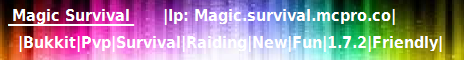 Magic Survival