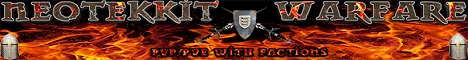 Neo-Tekkit Warfare