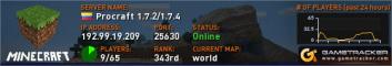 Procraft server [Survival games]