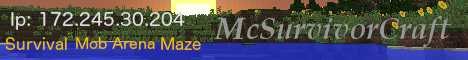 McSurvivorCraft PVP