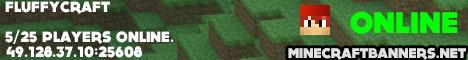 [FluffyCraft] [Factions] [PVP] [Raiding] [24/7] [Economy]