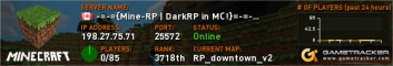 Mine-Roleplay | DarkRP in Minecraft! ( Working Drugs & Printers - Fun Jobs - Open Beta - Custom Map )