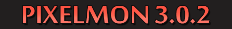 Vanilla Pixelmon 3.0.2 Server
