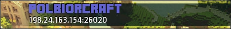 PolbiorCraft-[Towny-Economy-Roleplay-Classes-Skills]