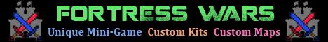 Fortress Wars (Kit PvP Mini-Game)
