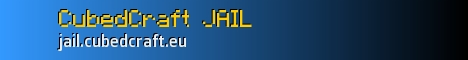 ...::CubedCraft Jail Server ::...