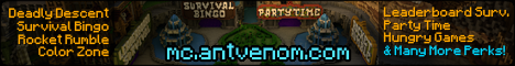 The AntVenom Network