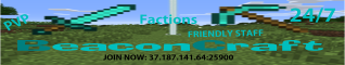 BeaconCraft - Factions, 24-7, Friendly Staff, PVP, MCMMO