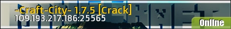 -Craft-City- 1.7.5 [Crack] [German]