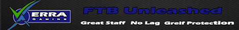 Xerra Gaming FTB Unleashed Server!