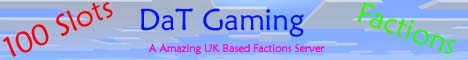 DaT Gaming|Factions|Shop|UK