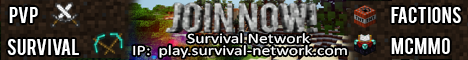 Survival Network 1.7.9