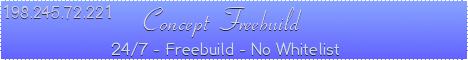 Concept Freebuild
