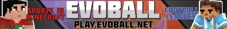 EvoBall [Sports in Minecraft]