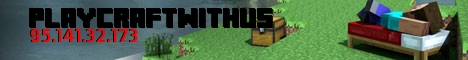PlayCraftWithUs  Survival