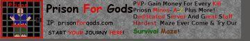 Prison For Gods