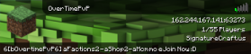 OverTimePVP-[Factions]-[MCMMO]-[Shop]