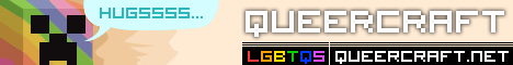 Queercraft - LGBTQ+ friendly server