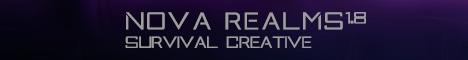 Nova Realms 1.8 Full Support + Plugins