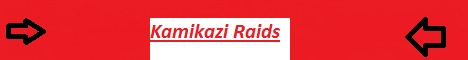 Kamikazi Raids