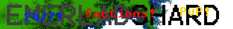 Emeraldshard Factions