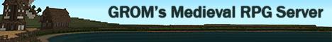GROM's Medieval RPG Server
