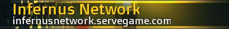 Infernus Network | Factions | Kit PvP | Skyblock | Survival