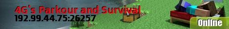 4G Parkour and Survival