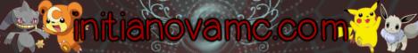 Initia Nova Pixelmon Survival 4.1.4