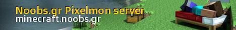 Noobs.gr Pixelmon Server