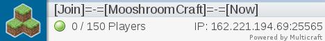 MooshroomCraft.Com