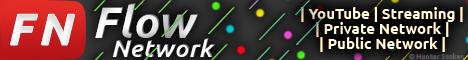 FlowNetwork Youtube Server