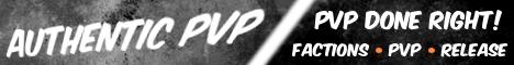 Authentic PvP