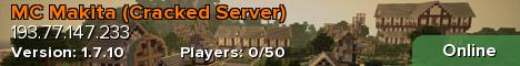 Mc Makita (Cracked) server