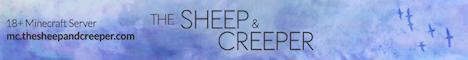 The Sheep and Creeper