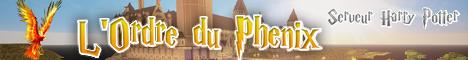 L'Ordre du Phénix : Serveur Harry Potter Français [1.7.2]