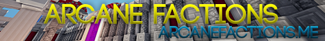 Arcane Factions