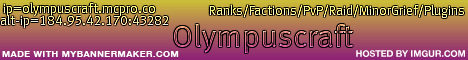 Olympuscraft