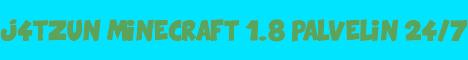 J4TZUn Minecaraft 1.8 Palvelin