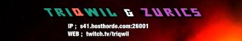 Zurics and Triqwil's stream server 24/7 1.8.0